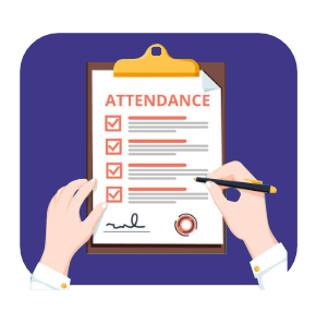 Attendance tracking